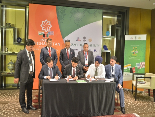 SpiceJet inks MoU with Afghanistan Chamber of Commerce & Industries