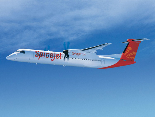 SpiceJet operates India's first biofuel-powered flight on Dehradun-Delhi route