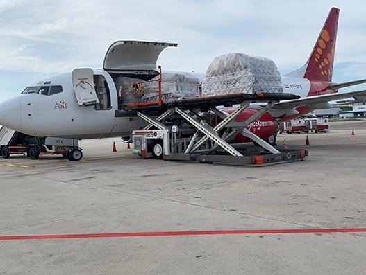 Spicejet goes Chennai-Singapore-Chennai route with medical supplies