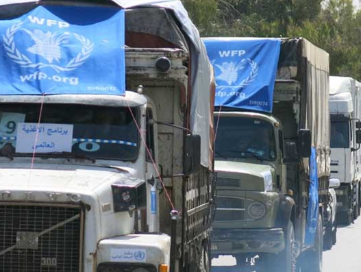 WFP supplies 3.5 MMT food to 74 countries