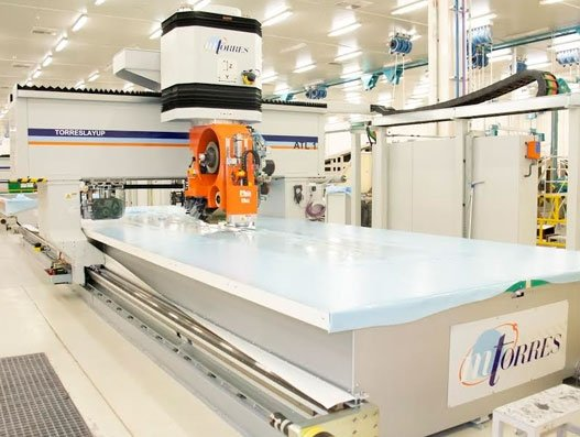 Strata deploys automated manufacturing for Airbus A350-900