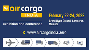 air cargo India 2022 _ web banner