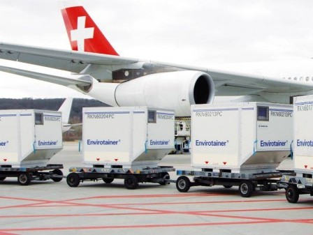 Swiss WorldCargo finalises preparations for transport of Covid-19 vaccines