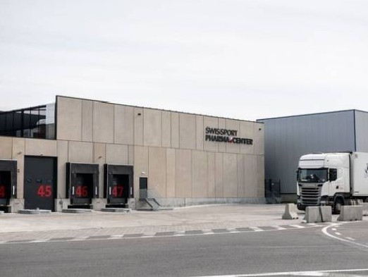 Swissport launches pharma center quality label for its warehouses