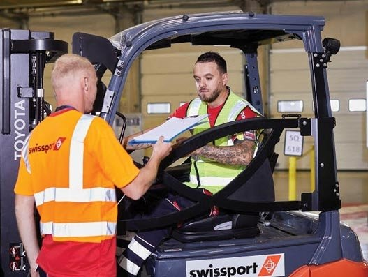 Swissport, Lufthansa Cargo renew pact for cargo handling at Brussels and Liège airports