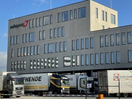 Swissport opens a new office at its Brussels air cargo facility