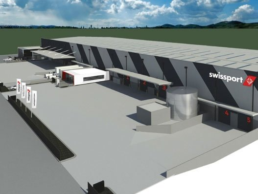 The brand new facility on Mace Way has direct airside access and will offer state-of-the-art cargo facilities for handling and storage of general cargo, animals, pharmaceuticals, and perishables. Air Cargo