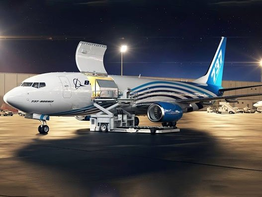 TCCA approves conversion of AEI's B737-300SF, B737-400SF