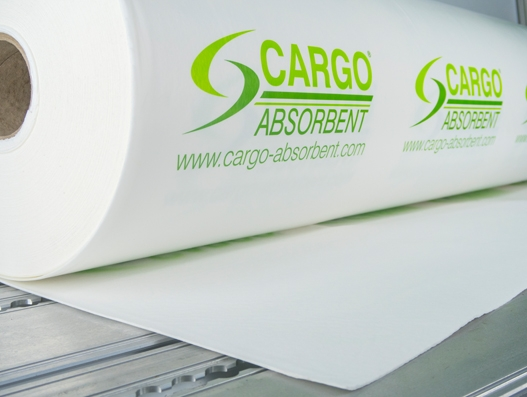 Test Valley Packaging launches Cargo Absorbent to solve condensation problems in air freight