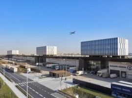 50,000 sq.m. state-of-the-art logistics building opens at Brussels Airport