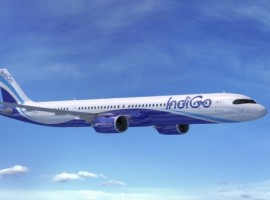 Indigo has initiated a freighter programme and is in the process of sourcing four A321ceo aircraft each of which will be converted from passenger jets to a full freighter configuration.