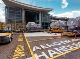Hong Kong Air Cargo Terminals Limited (Hactl), is making a bid to increase Hong Kong's involvement in the movement of aero engines through the establishment of a new Aero Engine Handling Centre (AEHC).