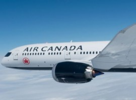 Air Canada is operating a cargo-only flight to Delhi, providing urgent medical supplies to the Indian population which has been severely hit by the Covid-19 pandemic.