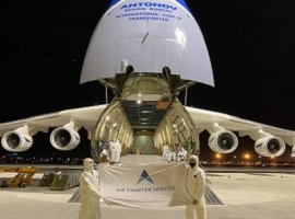 Air Charter Service's offices in Beijing, Shanghai and Hong Kong, have proved invaluable in helping to arrange the hundreds of flights the company has booked to carry more than 20,000 tonnes of personal protective equipment around the world