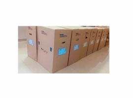 Air Logistics Group has contributed to international efforts towards the Covid-19 relief by donating medical grade 5 litre oxygen concentrators to help Covid patients in India.