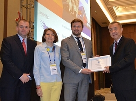 Nov 5, 2018: One of the leading all cargo carriers AirBridgeCargo Airlines (ABC) has joined International Airlines Technical Pool (IATP), the global association representing a membership of 114 airlines and 36 service providers and original equipment manufacturers (OEM). AirBridgeCargo's team was presented with its membership certificate during the 118th IATP Conference held in Indonesia last […]