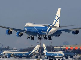 Jan 15, 2019: AirBridgeCargo Airlines (ABC) saw total volumes carried in 2018 went up by 2 percent, exceeding 700,000 tonnes across ABC%u2019s growing international route network. This growth was driven by 25 percent surge in special cargoes transportation by the Russian all cargo carrier last year. Pharma volumes surged by more than 60 percent year-on-year, […]