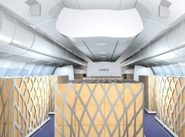 Airbus and Lufthansa Technik (LHT) have signed a cooperation agreement to co-develop temporary cargo-in-cabin solutions for A330s.