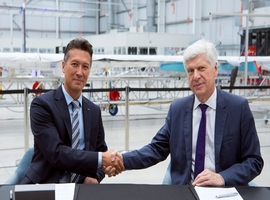 July 20, 2018: European aviation major Airbus and International SOS, the world's leading medical and security risk services company, have signed a Memorandum of Understanding (MOU) to jointly study the viability of using aircraft or unmanned systems to deliver medical cargo and supplies.  As part of the agreement, Airbus will help to define and install […]