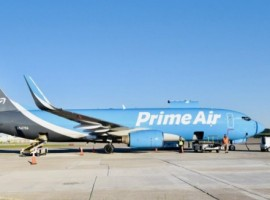 Amazon Air touched down at Pittsburgh International Airport (PIT) for the first time on May 12, adding Pittsburgh to its expanding US cargo network.