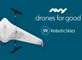 Robotic Skies and Avy have announced a partnership to develop a field support programme for Avy's growing fleet of long-range autonomous lifesaving aircraft.