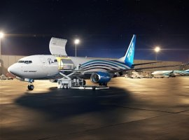 BBAM's 3 Next-Generation 737 to become Boeing converted freighters