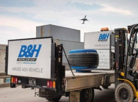 B&H Worldwide's is doubling the size of its operation in Singapore. The new facility is located adjacent to its existing operation within the ALPS Free Trade Zone at Changi Airport.