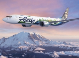 Boeing and Alaska Airlines are partnering on the latest Boeing ecoDemonstrator programme and will flight test about 20 technologies on a new 737-9 to enhance the safety and sustainability of air travel.