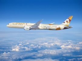 Boeing and Etihad Airways will use a 787-10 Dreamliner to test ways to reduce emissions and noise as part of the aerospace company's ecoDemonstrator programme
