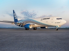 Boeing and BBAM Limited Partnership (BBAM) announced the expansion of the 737-800 Boeing Converted Freighter fleet with 12 additional firm orders.