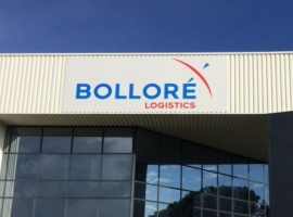 Bollore Logistics and Strasbourg Airport has begun the construction of a logistics center dedicated to the pharmaceutical industry on the Skyparc, Strasbourg Airport's business park.