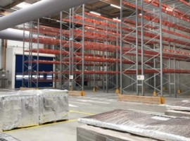 Bolloré Logistics has invested in healthcare product processing facilities in its Roissy CDG Hub with an 800 m2 extension of a pharmaceutical unit.
