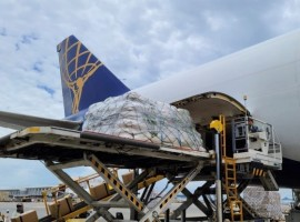 Beginning in November, Atlas Air will operate three weekly charter flights dedicated to Cainiao, linking China with Brazil and Chile, reducing the overall shipping time from a week to three days on average.