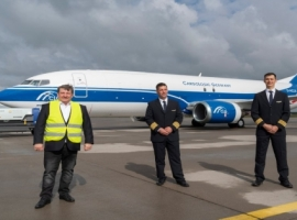 Cargologic Germany (CLG), a German cargo airline based at Leipzig/Halle Airport, has received its fourth aircraft.