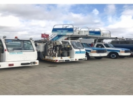 Celebi Aviation started its services for 'Provision of Ground Handling and Cargo Services' at Julius Nyerere International Airport in Tanzania on March 1, 2021