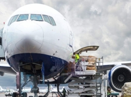 DACHSER Asia Pacific organized four flights in the month of June from Hong Kong to Mexico via Canada.A Boeing 777C has converted to freighter by removing passenger seats at the upper deck to provide extra cabin loading.
