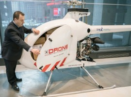 Drone Delivery Canada (DDC) has successfully tested the Condor drone in Foremost, Alberta, Canada.