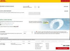 Oct 22, 2019: DHL Global Forwarding, the air and ocean freight specialist of Deutsche Post DHL Group, has launched new online service, myDHLi Analytics and has enhanced its existing service myDHLi Quote & Book with a carbon calculator. myDHLi Analytics provides access to all relevant details about Spend (invoices), Volume, Service Quality, and Customs Activity […]