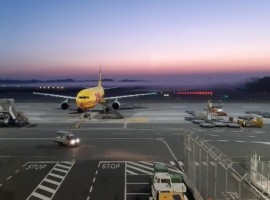 DHL will be able to operate over 30 daily flights and nearly 38,000 pieces per hour through automated sorting and scanning systems at the new hub at Malpensa Airport