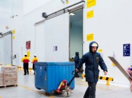 DHL Global Forwarding, the freight forwarding specialist of Deutsche Post DHL Group has opened its first temperature-controlled facility in India.