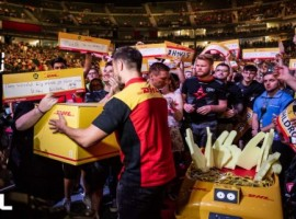 DHL and ESL Gaming, the world's largest esports company, have announced a multiyear extension of their successful partnership.