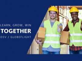 The acquisition is consistent with DSV Panalpina's global strategy of growth through acquisitions while at the same time being a strategically important step for DSV Panalpina to serve customers in the growing express and small parcel market in South Africa.