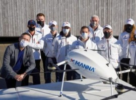 Manna has announced a $25 million Series A led by Draper Esprit, with participation from Team Europe, DST Global, and with participation from existing investors Dynamo Ventures, Atlantic Bridge, and Elkstone.
