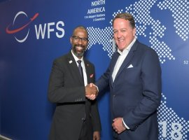 June 10, 2019: Worldwide Flight Services (WFS), one of the leading cargo handlers, has won the tender to operate Hartsfield-Jackson Atlanta International Airport's (H-JAIA) new Cargo Building C. WFS is taking a long-term lease on the new facility, the most modern cargo terminal in Atlanta, to support the airport's strong cargo growth. In 2018, cargo […]