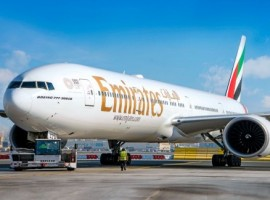 The air cargo carrier has moved around 59 million doses of Covid-19 vaccines to more than 50 destinations around the world. Emirates SkyCargo has also transported six different types of Covid-19 vaccines on its flights.