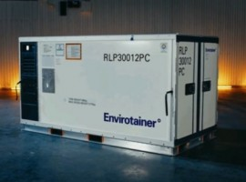 Envirotainer has launched Releye RLP 30000 PC container for transporting pharmaceutical products in a virtual press conference.