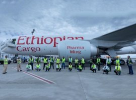 Ethiopian Airlines has delivered medical supplies donated by Jack Ma, the founder of China's e-commerce giant Alibaba, to 39 African Countries within 5 days.