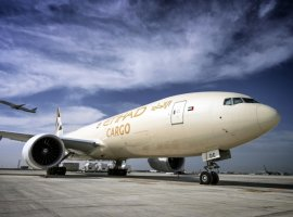Etihad Cargo continues with WFS for its global handling services