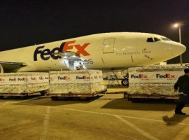 FedEx Express, a subsidiary of FedEx Corp, is working with organisations around the world to deliver critical medical supplies and equipment to assist in the fight against Covid-19 in India.