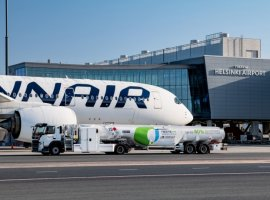 Finnair and Neste signed a new agreement to gradually and considerably increase Finnair's use of sustainable aviation fuel in its operations. Finnair opting for sustainable aviation fuel is expected to boost the production of sustainable aviation fuel in Finland.